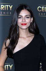 VICTORIA JUSTICE at Celebrity Experience with Victoria Justice in Universal City 07/16/2017