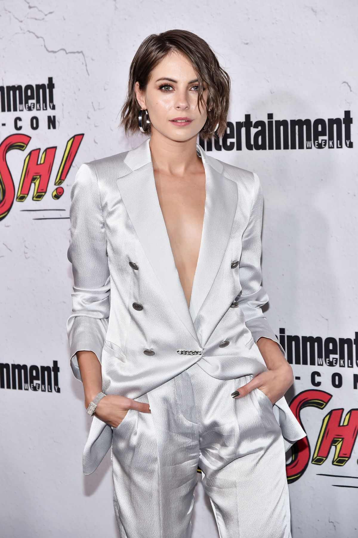 WILLA HOLLAND at Entertainment Weekly's Comic-con Party in San Diego 07/22/2017