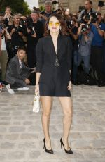 ZHANG ZIYI at Christian Dior Show at Haute Couture Fashion Week in Paris 07/03/2017