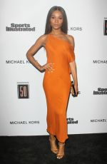 ZURI HALL at Sports Illustrated 2017 Fashionable 50 Celebration in Los Angeles 07/18/2017