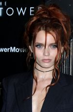 ABBEY LEE KERSHAW at The Dark Fower Premiere in New York 07/31/2017