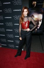 ABBEY LEE KERSHAW at The Glass Castle Premiere in New York 08/09/2017