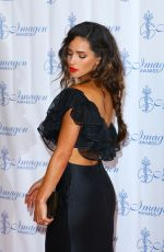 ADRIA ARJONA at 32nd Annual Imagen Awards in Los Angeles 08/18/2017