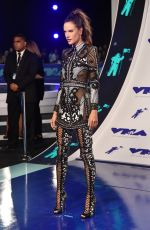 ALESSANDRA AMBROSIO at 2017 MTV Video Music Awards in Los Angeles 08/27/2017