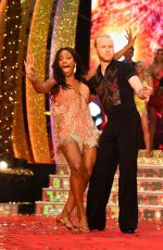 ALEXANDRA BURKE at Strictly Come Dancing 2017 Launch in London 08/28/2017