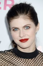 ALEXANDRA DADDARIO at The Layover Premiere in Los Angeles 08/23/2017
