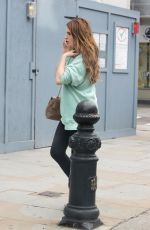 ALEXANDRA FELSTEAD Out and Aboout in London 08/21/2017