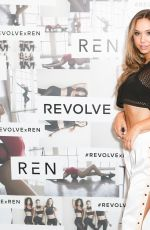 ALEXIS REN at Active x Revolve Launch in Los Angeles 08/10/2017