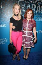 ALICIA MALONE at Carpool Karaoke Series Launch in Los Angeles 08/07/2017
