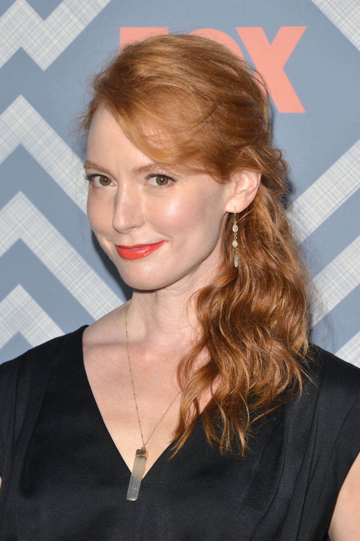 ALICIA WITT at Fox TCA After Party in West Hollywood 08/08 ...