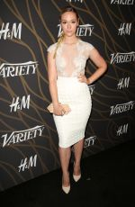 ALISHA MARIE at Variety Power of Young Hollywood in Los Angeles 08/08/2017