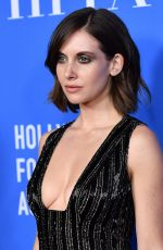 ALISON BRIE at HFPA