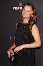 ALISON WRIGHT at Emmys Cocktail Reception in Los Angeles 08/22/2017