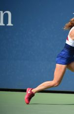 ALIZE CORNET at 2017 US Open Championships in New York 08/28/2017