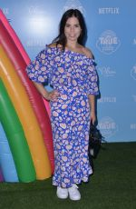 ALLY HILFIGER at True and the Rainbow Kingdom Premiere in Los Angeles 08/10/2017