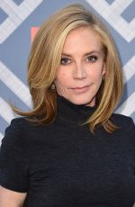 ALLY WALKER at Fox TCA After Party in West Hollywood 08/08/2017