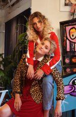 AMANDA AJ and ALYSON ALY MICHALKA for Refinery 29