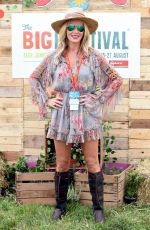 AMANDA HOLDEN at Big Festiva in Kingha in Oxfordshire 08/26/2017