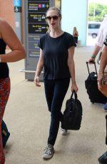 AMANDA SEYFRIED Arrives at Airport in Venice 08/30/2017