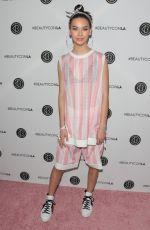 AMANDA STEELE at 5th Annual Beautycon Festival in Los Angeles 08/12/2017