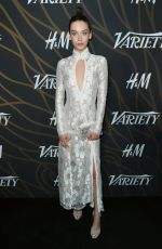 AMANDA STEELE at Variety Power of Young Hollywood in Los Angeles 08/08/2017