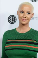 AMBER ROSE at 5th Annual Beautycon Festival in Los Angeles 08/12/2017