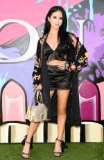 AMBER SCHOLL at Beautycon LA at LA Convention Center in Los Angeles 08/13/2017