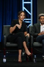AMBER STEVENS WEST at Ghosted Panel at TCA Summer Tour in Los Angeles 08/08/2017