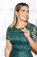 AMERICA FERRERA at 32nd Annual Imagen Awards in Los Angeles 08/18/2017