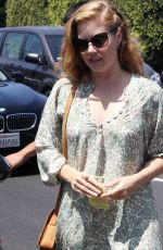 AMY ADAMS at Instyle's Day of Indulgence Party in Brentwood 08/13/2017