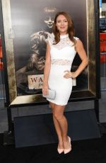 AMY PEMBERTON at Annabelle: Creation Premiere in Los Angeles 08/07/2017