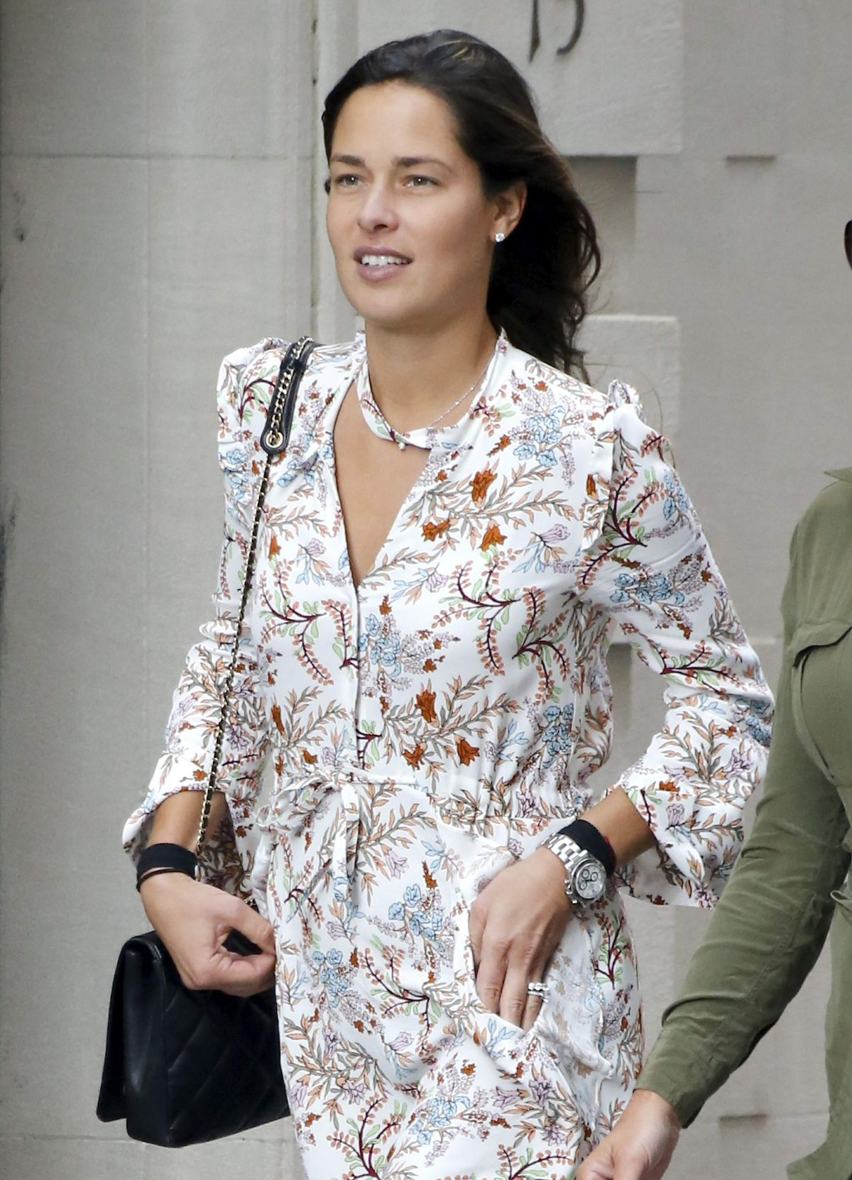 ANA IVANOVIC Out in New York 08/24/2017
