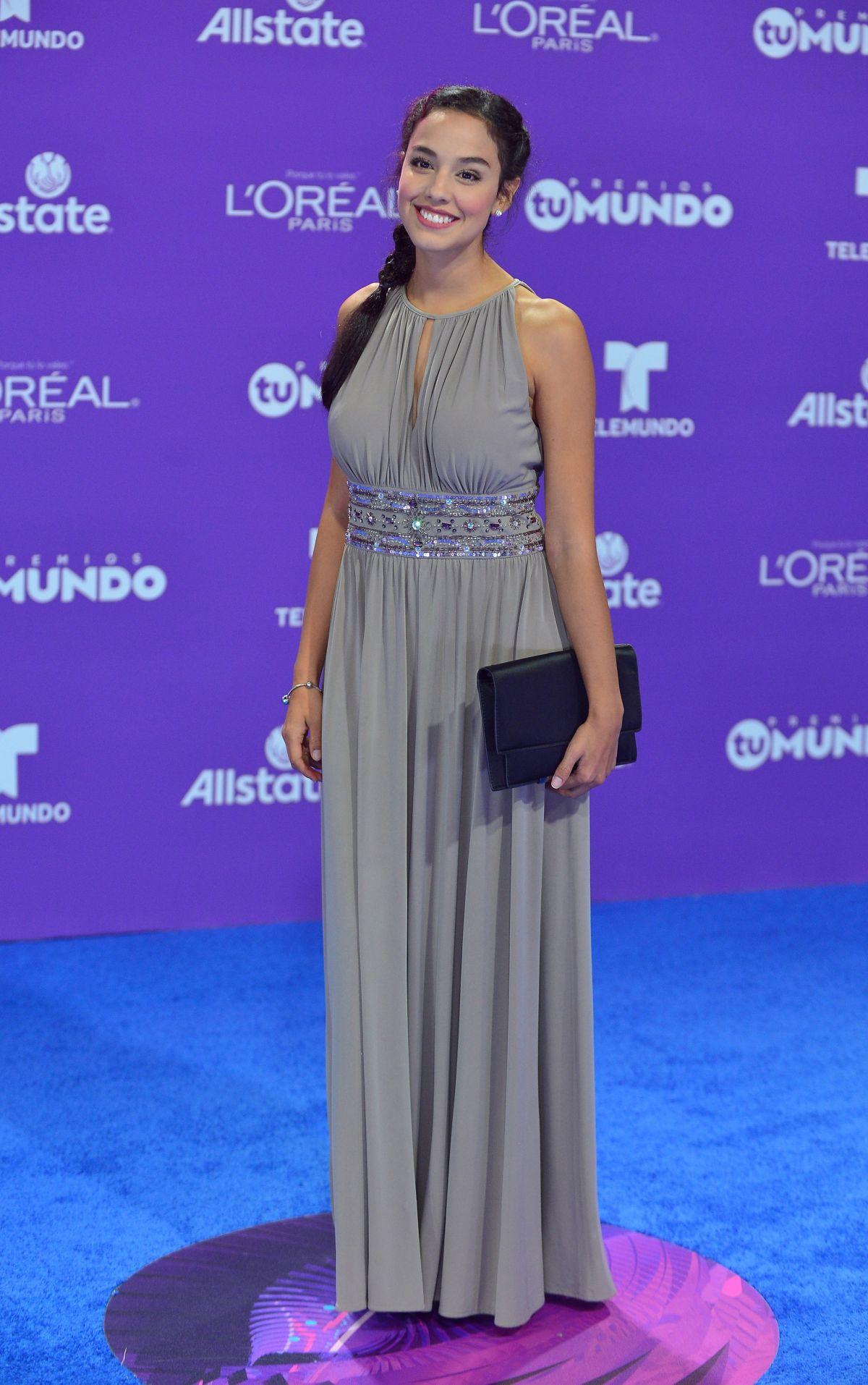 ANA MARIA ESTUPINAN at Telemundo