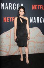 ANDREA LONDO at Narcos, Season 3 Special Screening in New York 08/21/2017