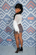 ANGELA LEWIS at Fox TCA After Party in West Hollywood 08/08/2017