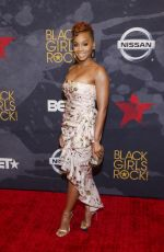 ANIKA NONI ROSE at BET Black Girls Rock! in Newark 08/05/2017