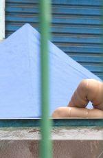 ANITTA in Bikini Shooting a New Music Video in Rio De Janeiro 08/20/2017