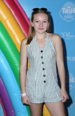 ANNA BARTLAM at True and the Rainbow Kingdom Premiere in Los Angeles 08/10/2017