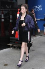 ANNA KENDRICK Arrives at Good Morning America in New York 08/21/2017