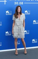 ANNA MOUGLALIS at Jury Photocall at 74th Venice International Film Festival 08/30/2017