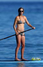 ANNA RAWSON in Bikini Paddle Board in Hawaii 08/08/2017