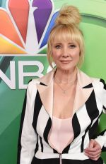 ANNE HECHE at NBC Summer Press Tour in Los Angeles 08/03/2017
