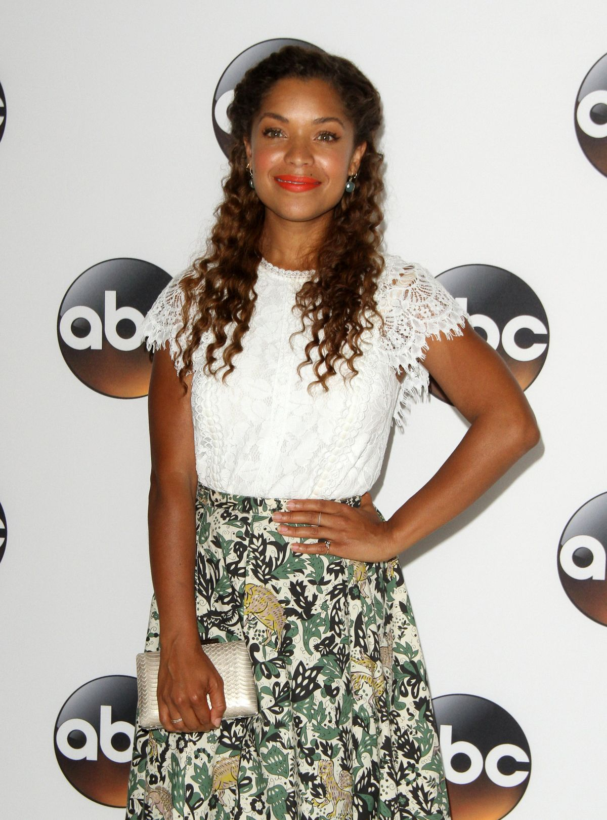ANTONIA THOMAS at Disney/ABC TCA Summer Tour in Beverly Hills 08/06/2017