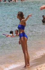 APRIL LOVE GAERY in Bikini on Holiday in Hawaii 08/19/2017