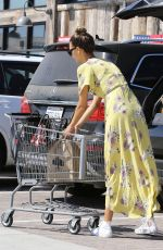 APRIL LOVE GEARY Out for Grocery Shopping in Malibu 08/22/2017
