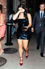 ARIEL VINTER Leaves Avenue Nightclub in Hollywood 08/09/2017