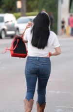 ARIEL WINTER Arrives at Escape Room in Hollywood 08/15/2017