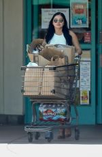 ARIEL WINTER at Grocery Shopping in Los Angeles 08/30/2017