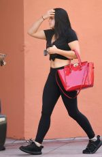 ARIEL WINTER Heading to a Gym in Los Angeles 08/08/2017