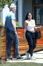 ARIEL WINTER Out and About in Beverly Hills 08/22/2017
